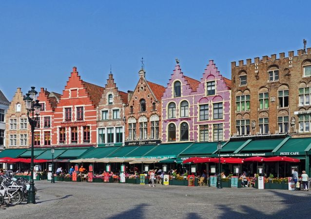 Bruges (image d'illustration)