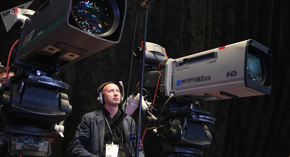 Caméras de télévision