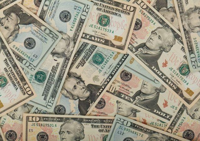 Des dollars (image d'illustration)