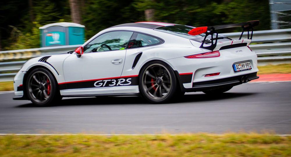 Porsche, image d'illustration