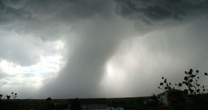 Une tornade (image d'illustration)