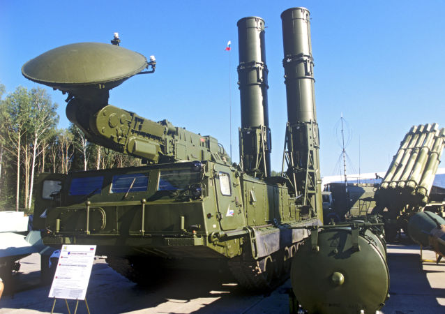 Un système antiaérien S-300 (archive photo)