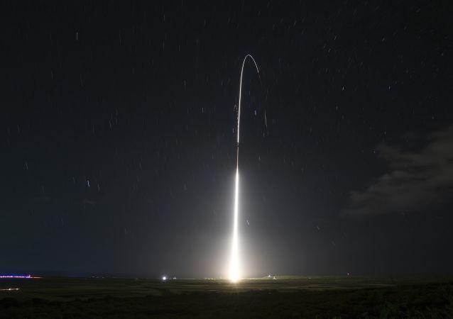 Un tir d'un missile (image d'illustration)