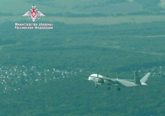 Le drone russe Altius-U