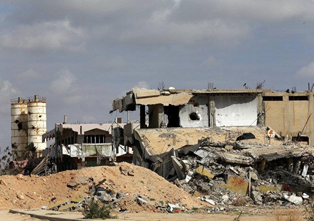 Situation en Libye (image d'archives)