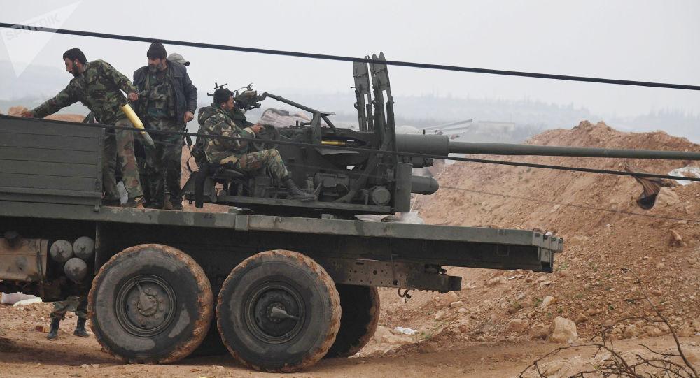 Armée syrienne (archive photo)