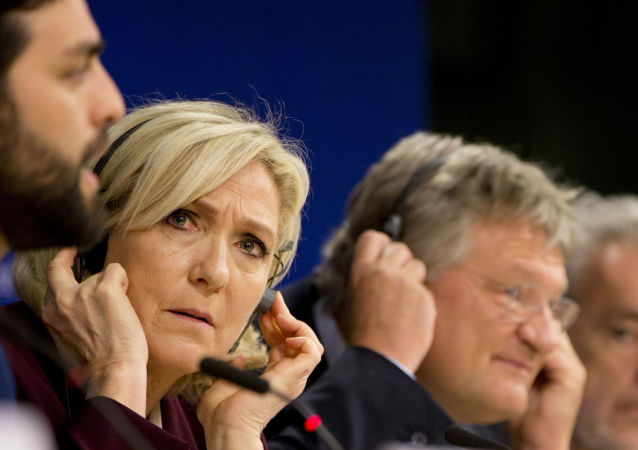 Marine Le Pen (photo d'archives)