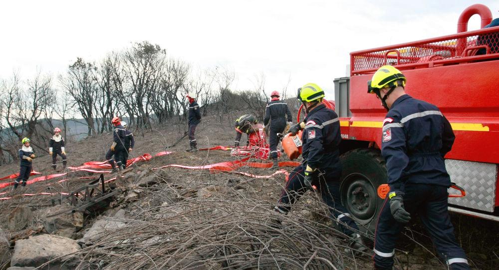 Sapeurs-pompiers (image d'illustration)