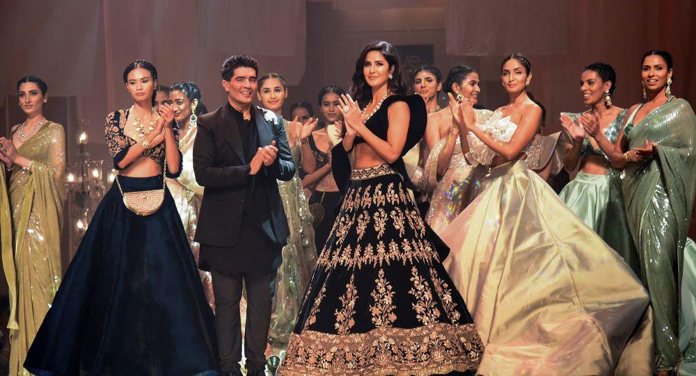 Semaine de la mode Lakme Fashion Week de Bombay