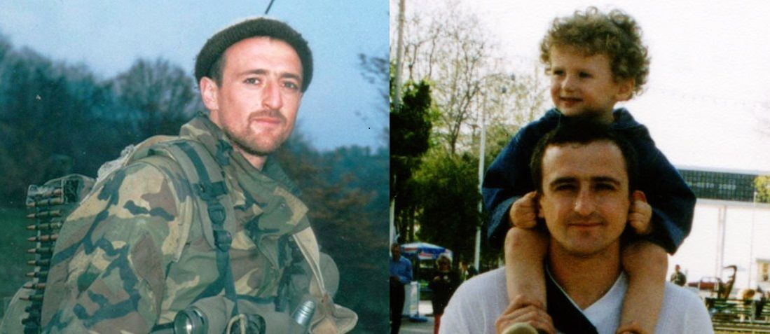 Andrei Turkin, membre de l'unité Vympel, «Héros de la Fédération de Russie» à titre posthume.
