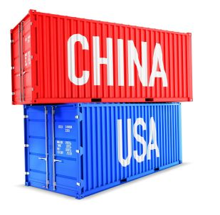 La guerre commerciale entre la Chine et les USA