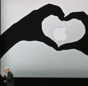 Présentation d'Apple à New York