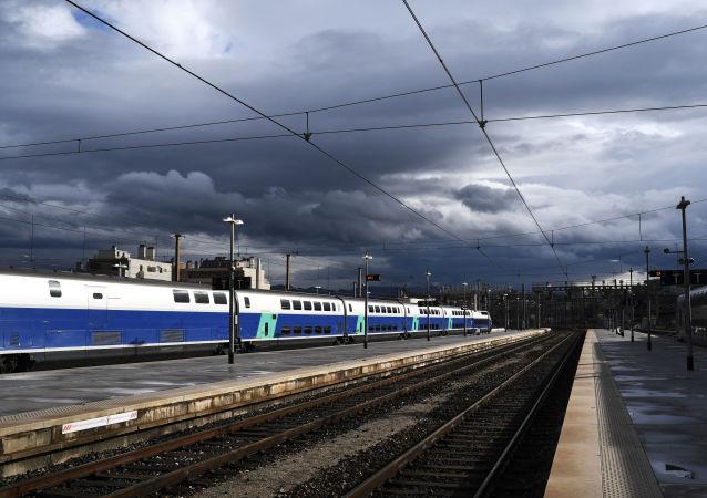 La gare Saint-Charles