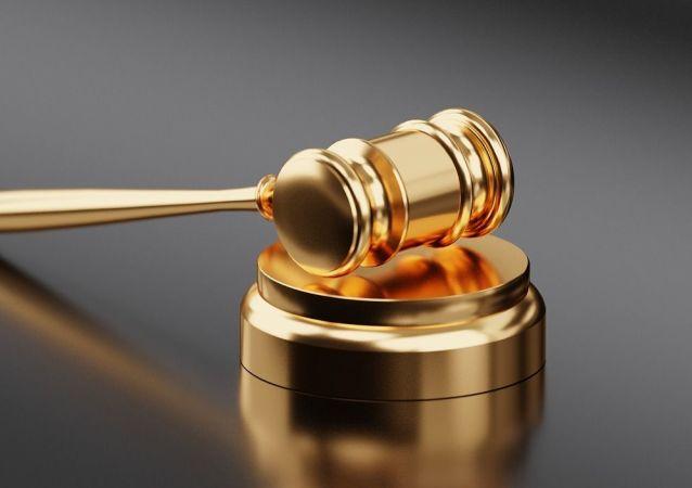 Le maillet du juge (image d'illustration)