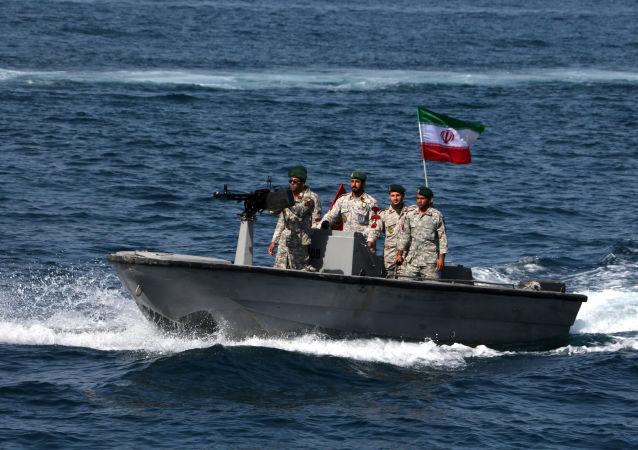 Soldats iraniens, image d'illustration