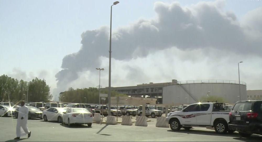 Situation en Arabie saoudite suite à l'attaque de drones
