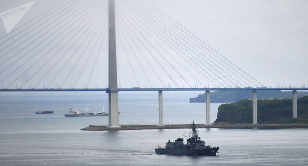 Le port de Vladivostok (image d'illustration)