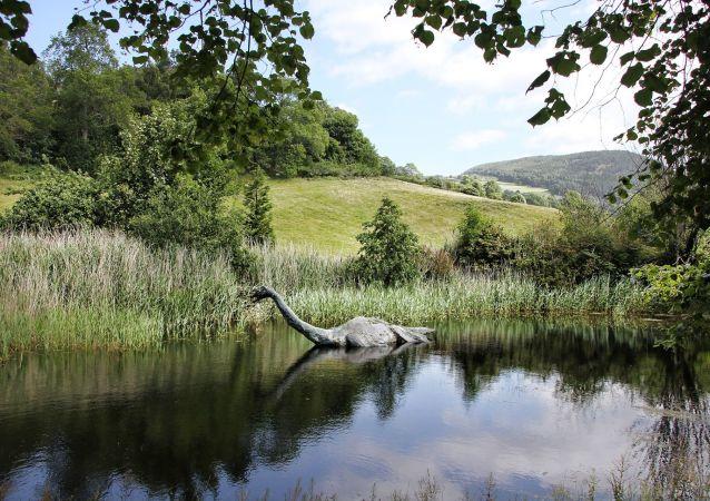 Monstre du Loch Ness (image d'illustration)