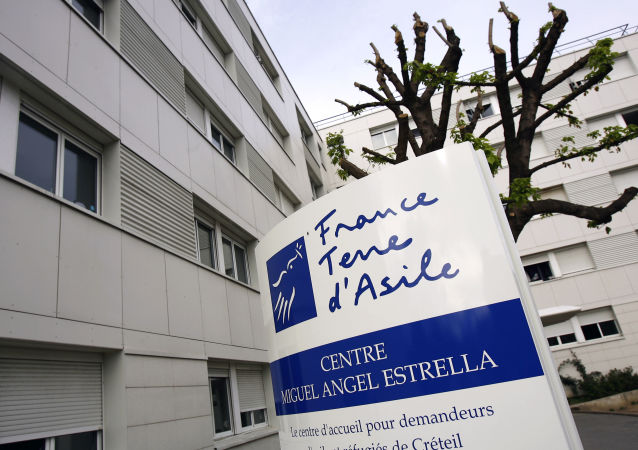 Centre de l'association France Terre d'Asile, image d'illustration