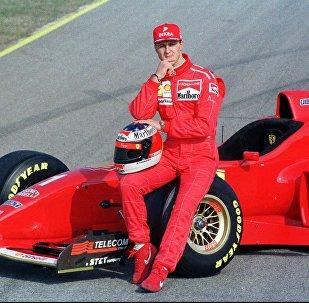 Michael Schumacher (photo d'archives)