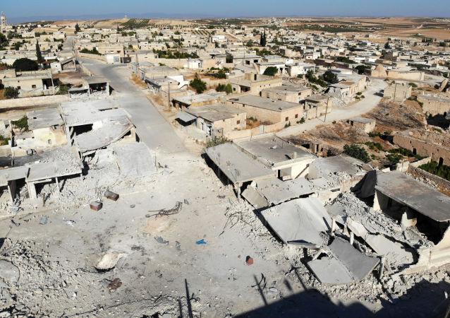 Idlib, Syrie
