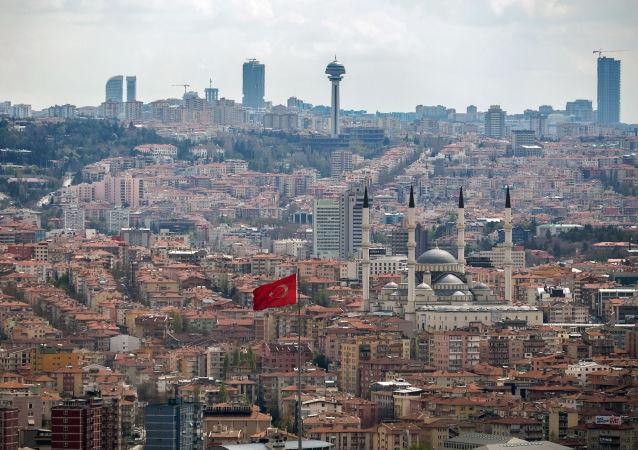 Ankara, image d'illustration