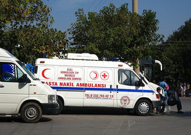 Turkish Ambulance
