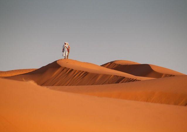 Le Sahara au Maroc