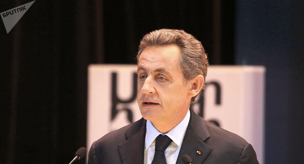 Nicolas Sarkozy (photo d'archives)