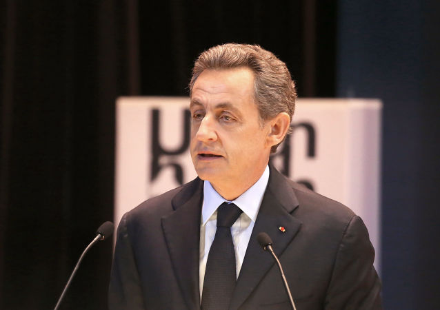 Nicolas Sarkozy (photo d'archives)