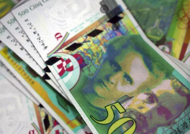 Francs (image d'illustration)