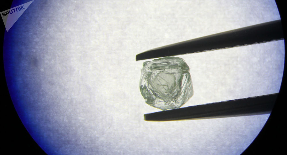 Diamant unique «Matriochka»