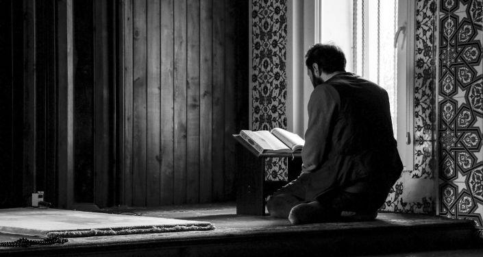 une prière (image d'illustration)