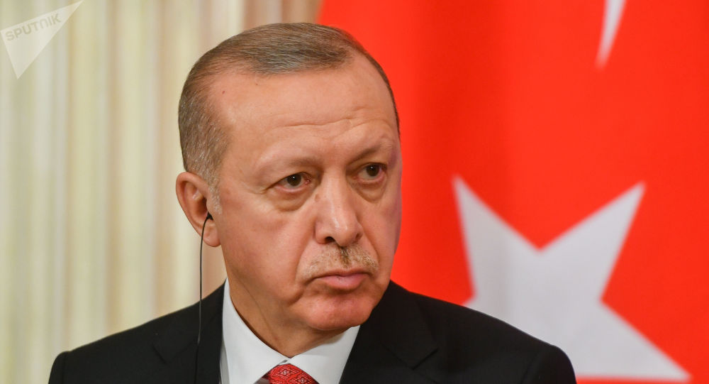 Recep Tayyip Erdogan ( photo d'archives)