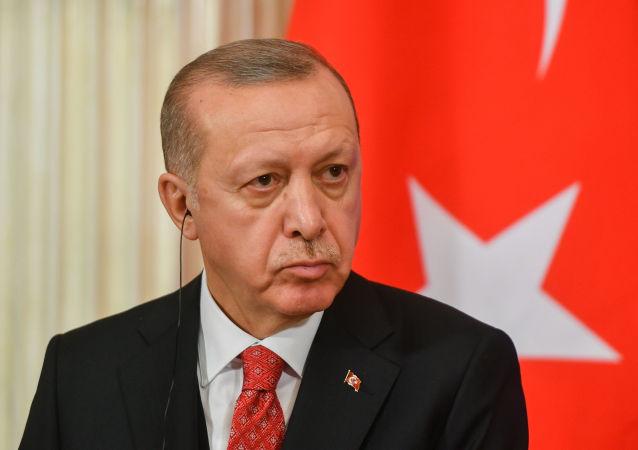 Recep Tayyip Erdogan (archive photo)