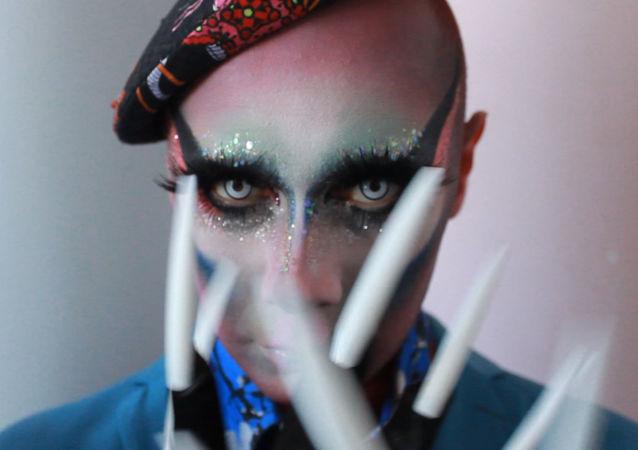 Lorina Rey drag-queen russe