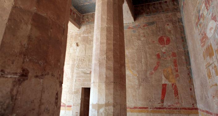 Temple d'Hatchepsout à Louxor
