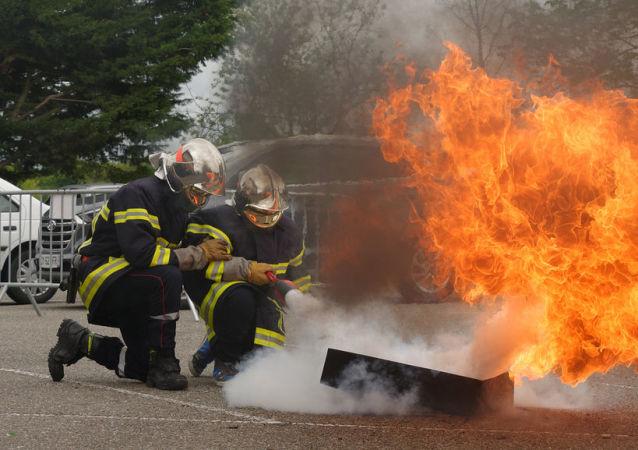 Portes-ouvertes pour les 140 ans des Sapeurs-pompiers de Morschwiller-le-Bas, 7 May 2017