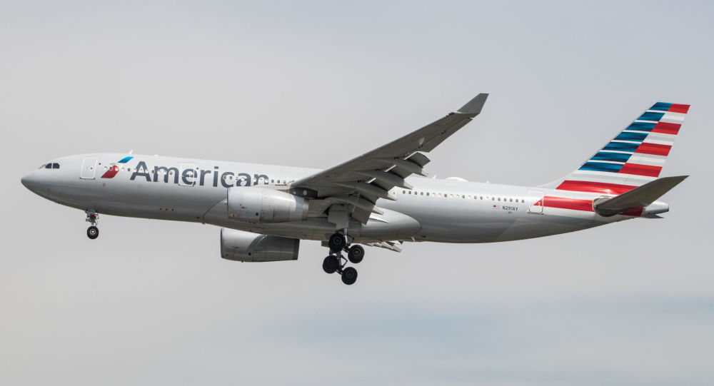Un Airbus A330 d'American Airlines (archive photo)