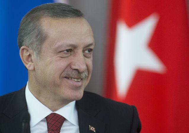 Recep Tayyip Erdogan