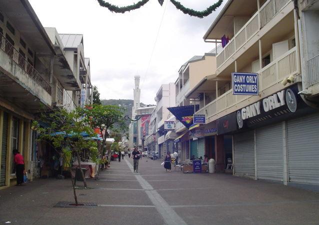 Saint-Denis, La Réunion (image d'illustration)