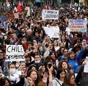 Situation au Chili