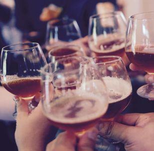 Un toast