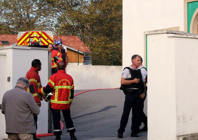 attaque de la mosquée de Bayonne, 28 octobre 2019