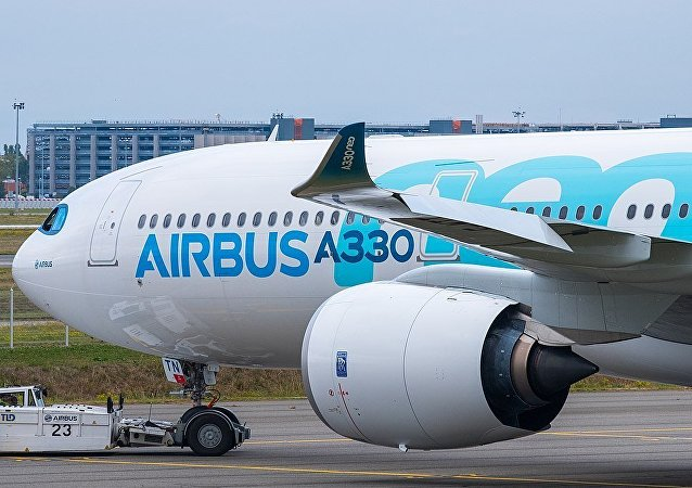 Airbus (image d'illustration)