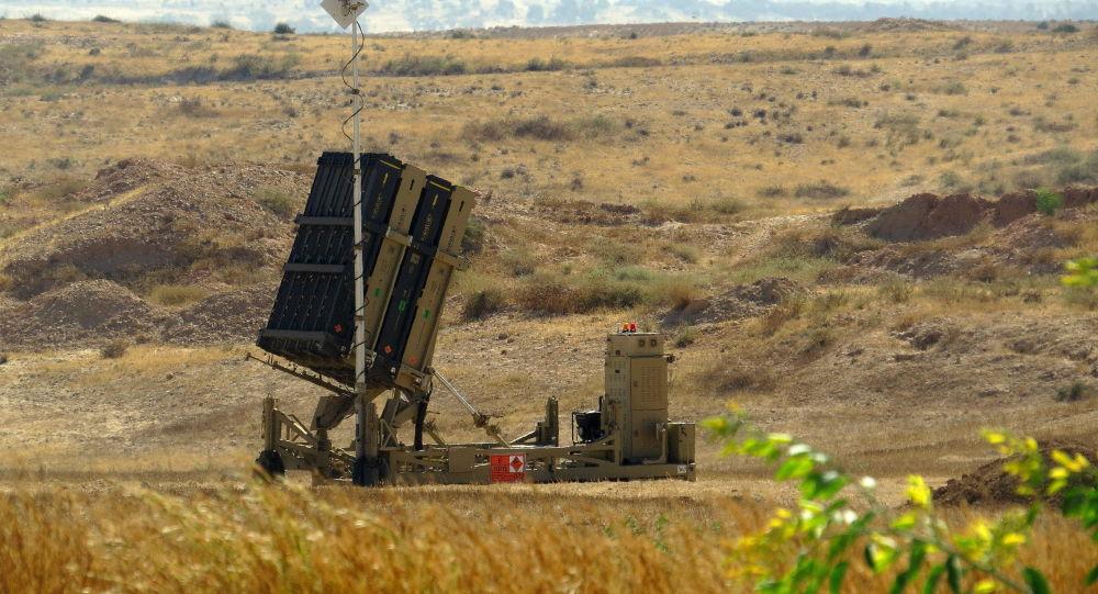 Dôme de fer israélien (archive photo)