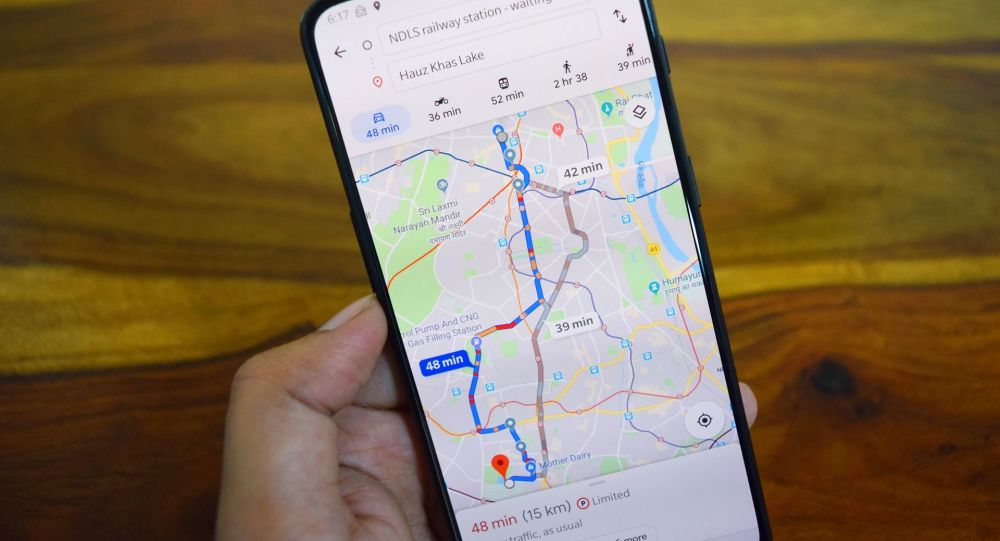 Google Maps (image d'illustration)