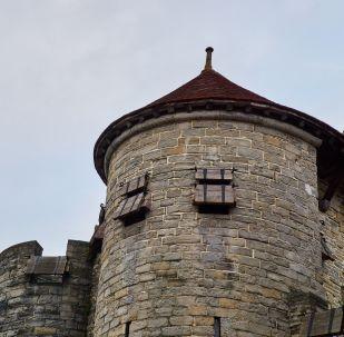 un château (image d'illustration)