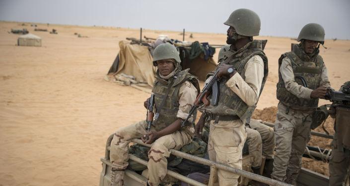 Forces de défense au Sahel