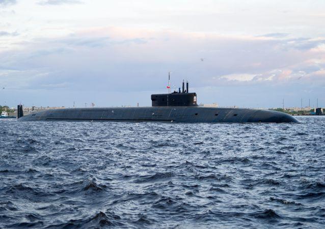 Un sous-marin Prince, image d'illustration